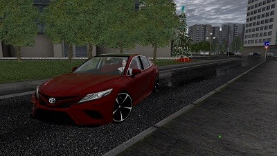 City Car Driving 1.40 Car mod