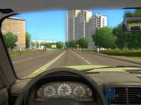 City Car Driving 1.22
